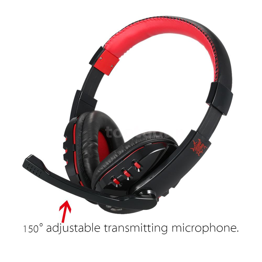 v8 wireless bluetooth stereo gaming headset headphone for smartphone pc laptop ebay. Black Bedroom Furniture Sets. Home Design Ideas
